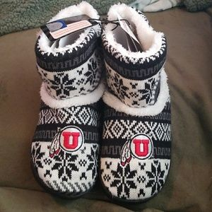 Shoes - Official university of Utah booties