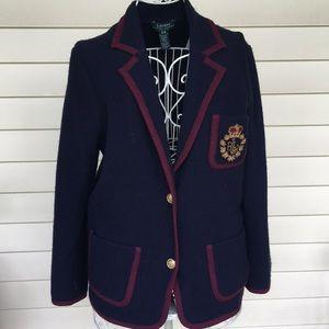 Ralph Lauren Lambswool Jacket