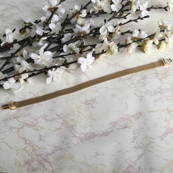 henri bendel Jewelry - Henri Bendel Padlock Wrap Bracelet