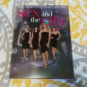 Other - Sex and the City Complete Season One