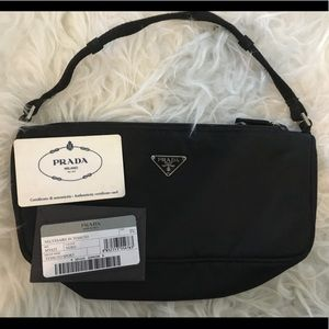 Prada sport small purse