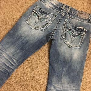 Salvage Jeans - Salvage Havoc Slim Straight Jean