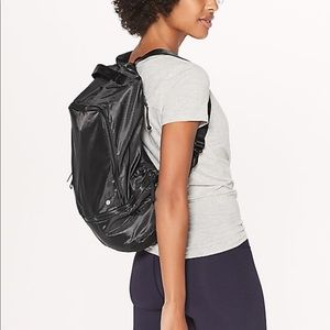 Brand New Go Lightly Packable Backpack Black
