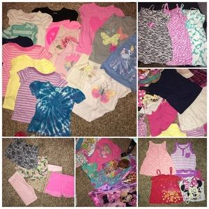 Other - Girls 3T Summer Bundle Casual and Dressy EUC