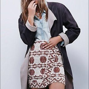 Free people wrapped in skirt