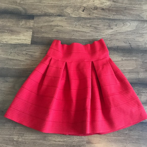 969f88db4a84 H&M Dresses & Skirts - H&M Bandage Fit and Flare Skirt Size Small