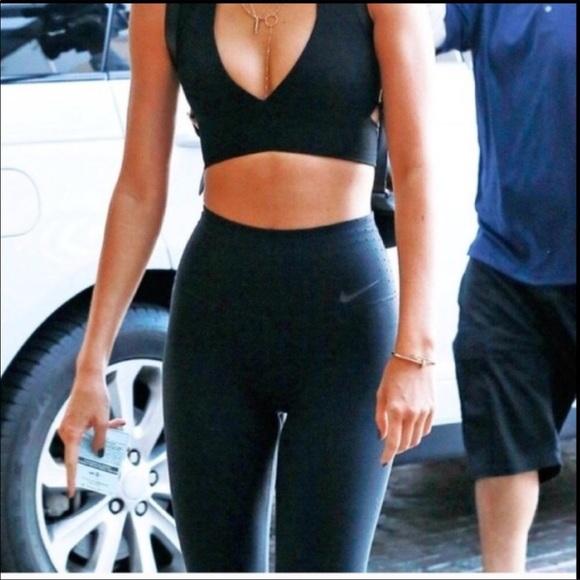 Nike Pants Jumpsuits High Waisted Leggings Poshmark