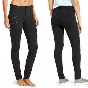 1 hour sale! Athleta Ponte Motto Pants in Black