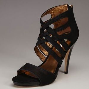 Cynthia Vincent August High Heel Sandals Size 9