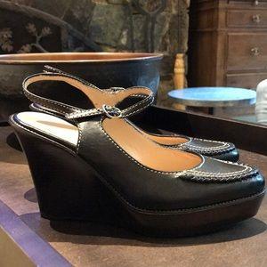 Classic Cole Haan platform heels