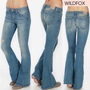 Wildfox Joni jeans superflare 29 regular