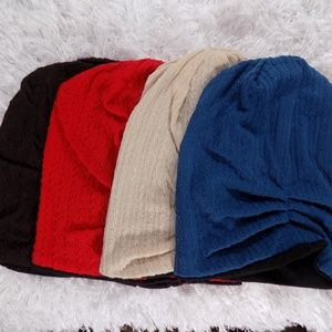 Other - Kids Beanies, several colors. Set of Two. Kids.