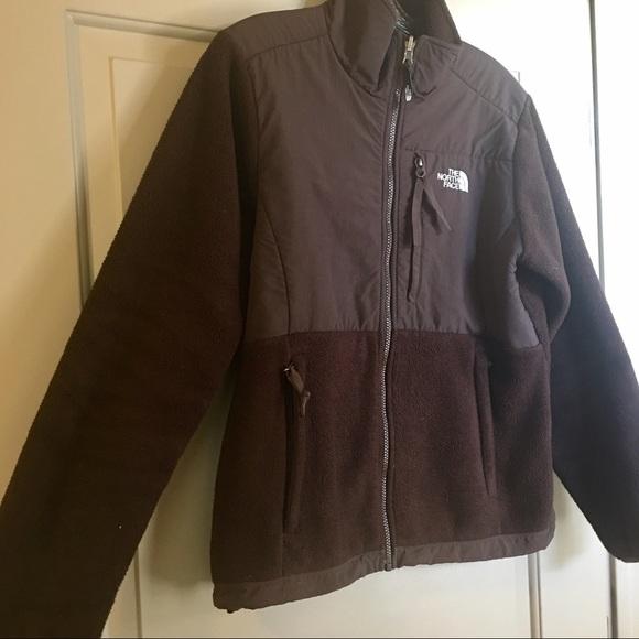 8da8519e3 shopping womens north face denali fleece brown 0f63c a6949