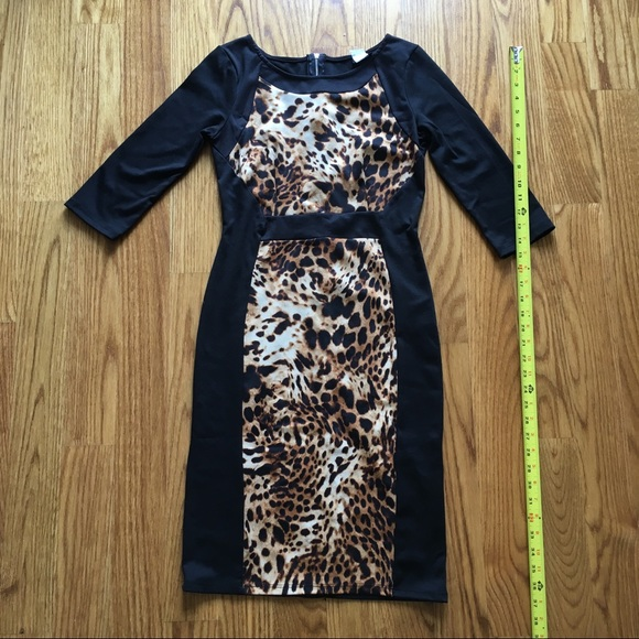 ALLOY Dresses - OFFERS WELCOME ⭐️ Leopard Print Slim Fit Dress