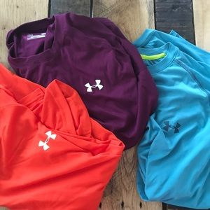 Other - ‼️ SOLD ‼️ Men's Under Armor Nike Reebok CrossFit