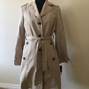 NWT Classic Trench Coat from Loft Ann Taylor