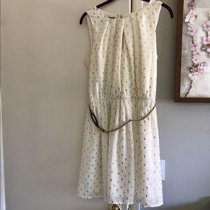 White Party Dress!