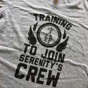 Look Human Tops - Firefly Serenity Tshirt