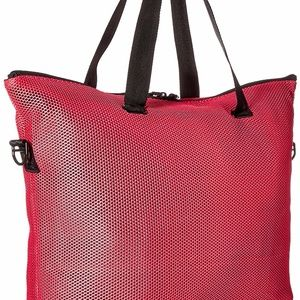 30f64baa405a Under Armour Bags - Under Armour On the Run Pink Black Tote Gym Bag