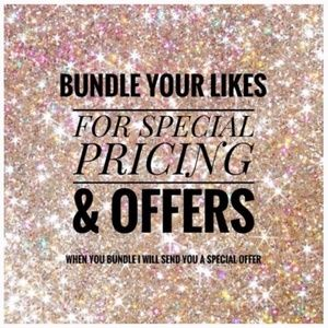 Other - Bundle for an offer
