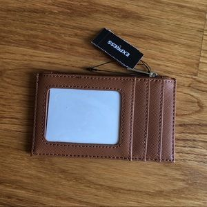 NWT Express Brown Wallet