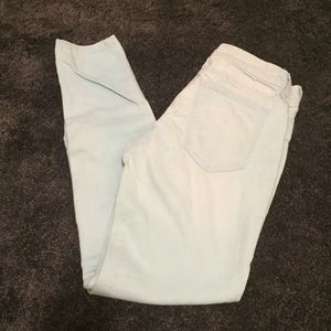 [LF] Light Blue Carmar Skinny Jeans