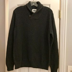 Old Navy Shawl-Collar Pullover Sweater