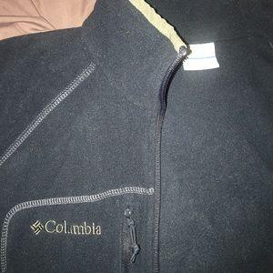 columbia full zip jacket