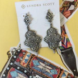 Kendra Scott Renee Earrings. Price firm.