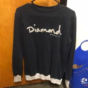 Diamond Supply Co. Shirts - DIAMOND CREWNECK SWEATER