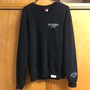 Diamond supply company sweater