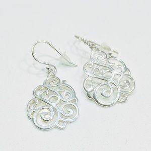 Giani Bernini Sterling Silver Drop Earrings