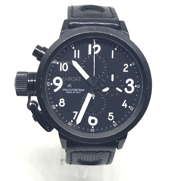 U-Boat Other - U boat italo chronograph automatic men's watch