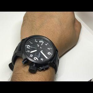 U-Boat Accessories - U boat italo chronograph automatic men's watch