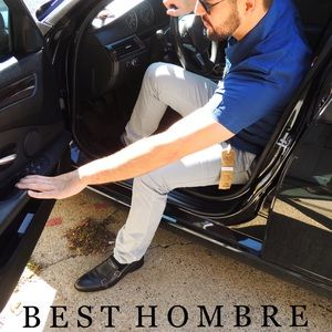 Best Hombre Fashion Pants - HP! Slim Chino in Cotton Corduroy