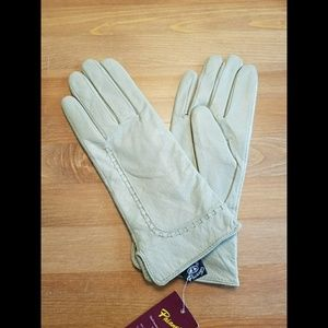 Accessories - 100% Leather Gloves from Europe Size Small