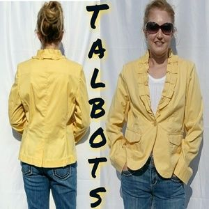 TALBOTS NWO 🏷 'S women's Jacket