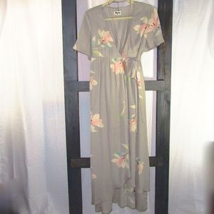 6c743f68b35 Show Me Your MuMu Dresses - sophia wrap dress  lily showers