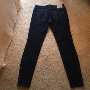 Gorgeous True Religion skinny jeans
