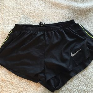 Nike racing shorts
