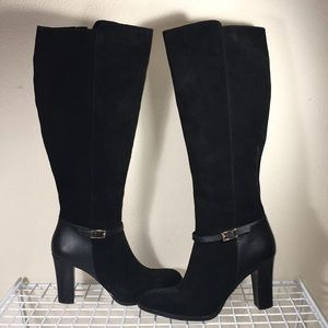 Banana Republic Suede & Leather Boots Sz. 9