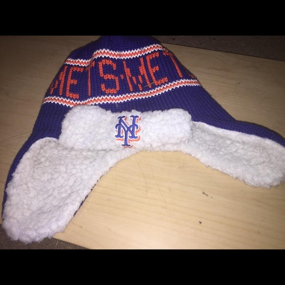 premium selection 6c20a 41f0c ... aliexpress mlb new york mets knit hat b10eb d9438