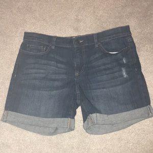Joe Fresh Jean Shorts