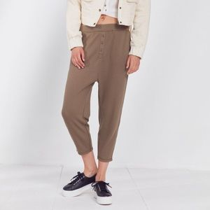 NWOT Urban Outfitters Harper Thermal Jogger