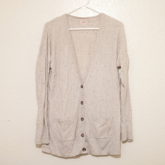 66% off Mossimo Supply Co. Sweaters - Sale ↟↟ Heathered Oatmeal ...