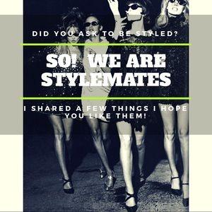 I Style you! 20% off Bundles.. Just sayin.