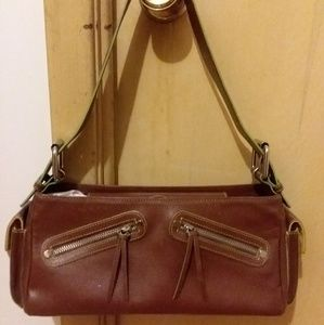 Hype Leather Handbag
