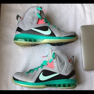 lebron 9 elite south beach