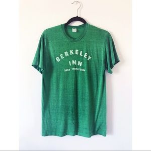 Tops - Vintage Tee, Green, size M/L