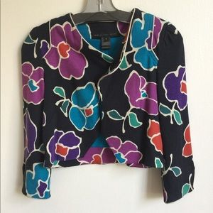 Marc By Marc Jacobs Bolero Style Jacket